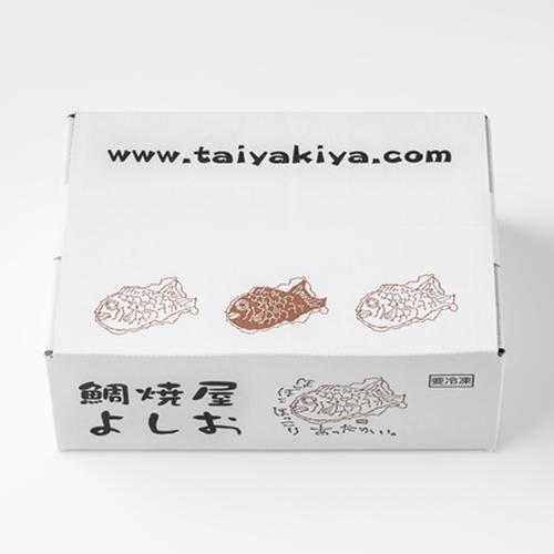 鯛焼屋よしおのたい焼き(冷凍)