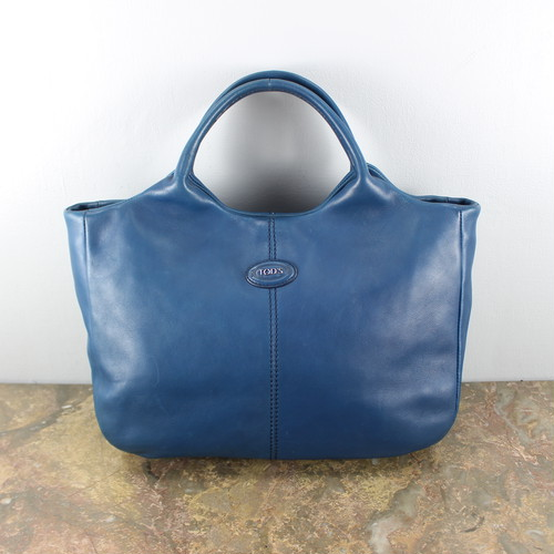.TOD'S LEATHER HAND BAG MADE IN ITALY/トッズレザーハンドバッグ 2000000039251