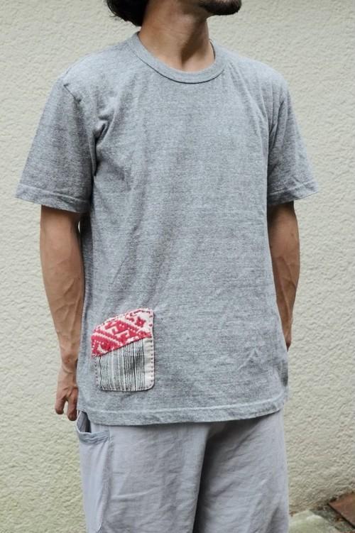 re-make T-shirts (吊り編みtype)(M-size) E