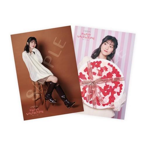 古賀葵 バレンタイン37cardセット