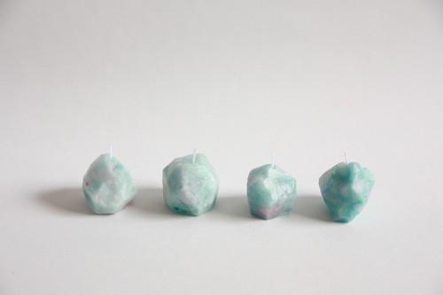 ■送料無料■ ishikoro -灯して楽しい石ころのキャンドル- [007]