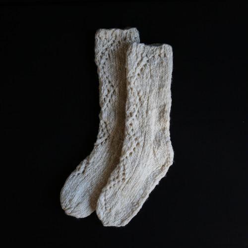 Bucos のルームソックス - ホワイト