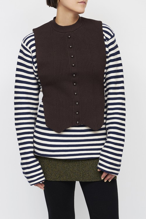 FRONT GILET
