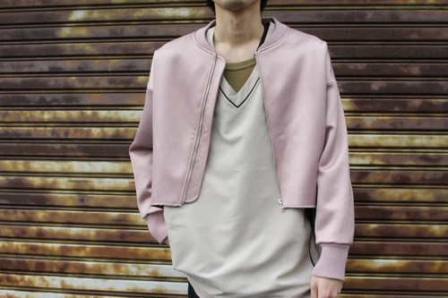 Very Short Length Blouson
