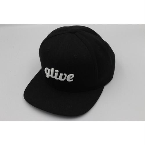 【再入荷しました!】GLIVE CUSTOM LOGO CAP GLIVE/グライブ