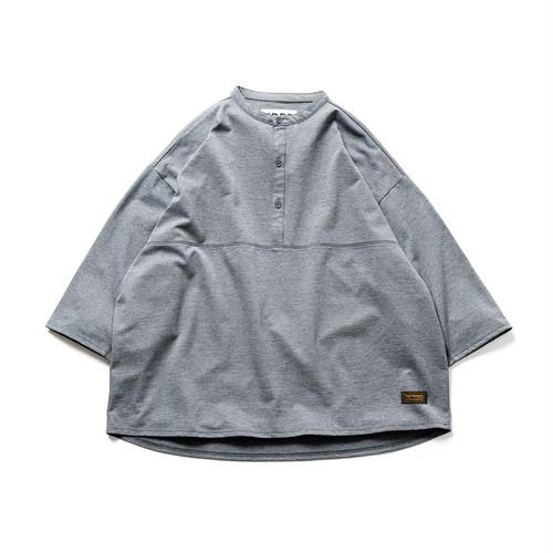TIGHTBOOTH KANOKO BAND COLLAR T-SHIRT L Charcoal
