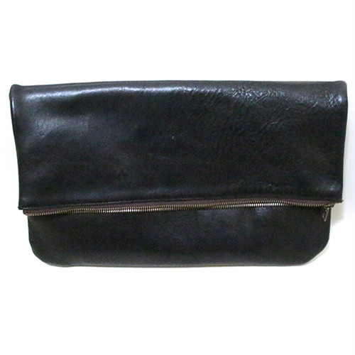 【受注生産】Cow Leather Clutch Bag