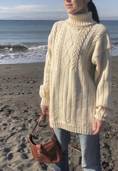 knit / turtle