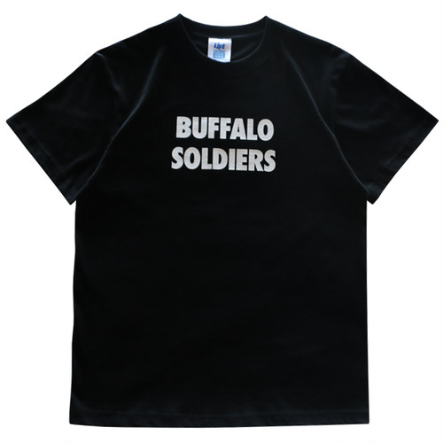 BUFFALO SOLDIERS Tee / LIFEdsgn