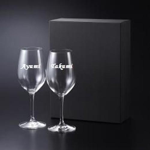 ワイングラス ペアセット 化粧箱入り