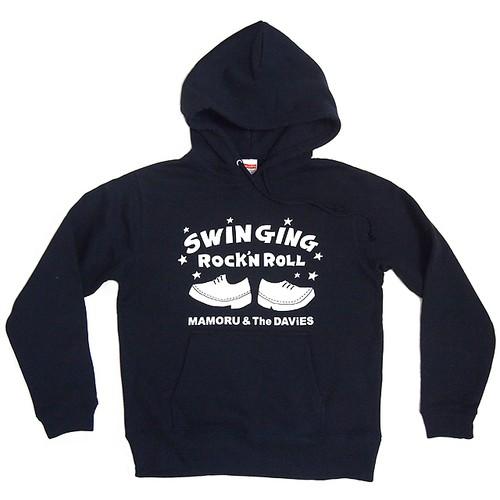 2003 SWiNGiNG R&R パーカー (ネイビー)