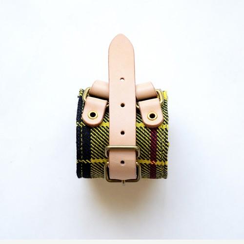 日本極東貿易 + t.n.A.f.t. collaboration wristband 001