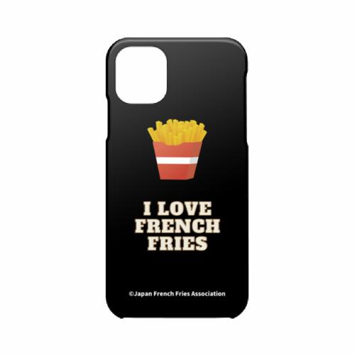 [ iPhone 11 ] スマホケース(I LOVE FRENCH FRIES)
