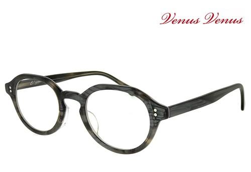 メガネ レディース ボストン型 1502-3 眼鏡 おしゃれ かわいい venus×2