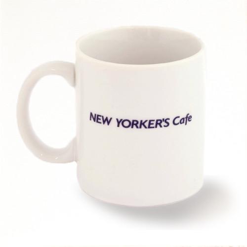 NEW YORKER'S Cafe オリジナルマグカップ(Medium)