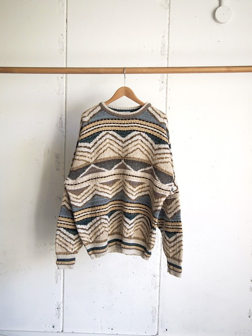 USED / Tricots St. Raphael, cotton knit