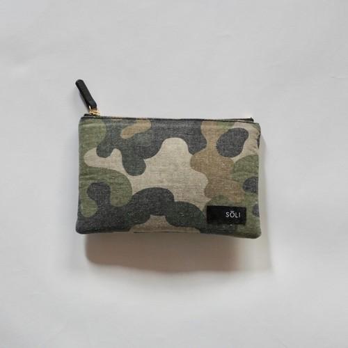 Camouflage porch KHAKI 【XS】