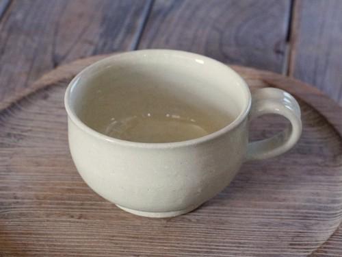 白橡釉 スープカップ
