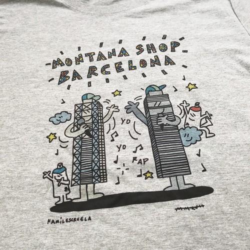 MONTANA SHOP BARCELONA ORIGINAL TEE / MAPFRE & AGBAR