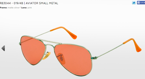 RB3044/AVIATOR SMALL METAL(アビエイター)