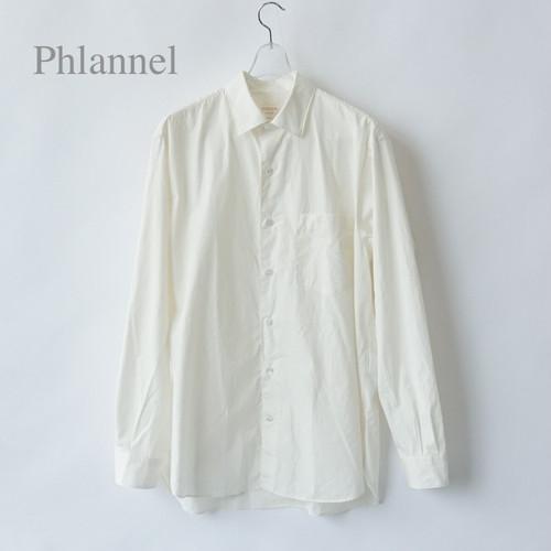 PHLANNEL SOL/フランネルソル・Anonymous Shirt