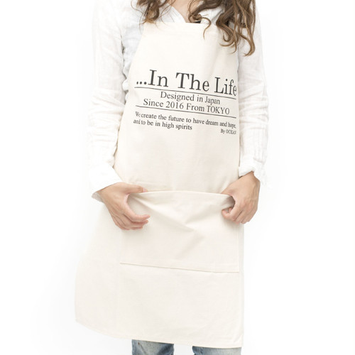 [ the HAMP works ] APRON  B-1 : In The Life