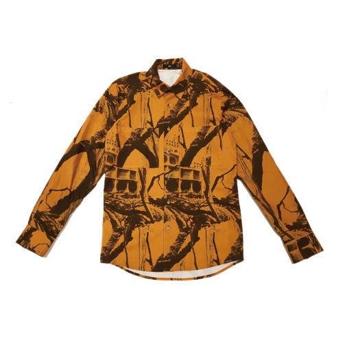 Ari Dredwoods Camo Shirts