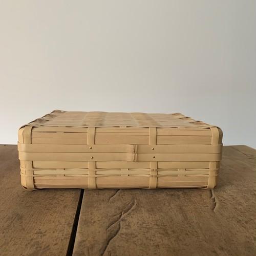 鹿児島県白竹 弁当箱