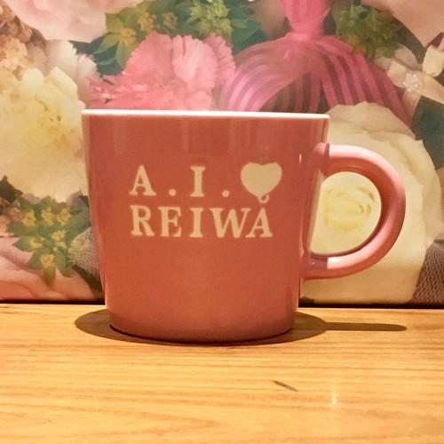 I LOVE REIWA マグカップ(紅)