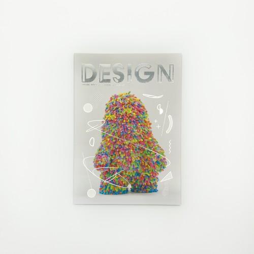 フジサキタクマ作品集「DESIGN MOGOL BOOK BY TAKUMA FUJISAKI」