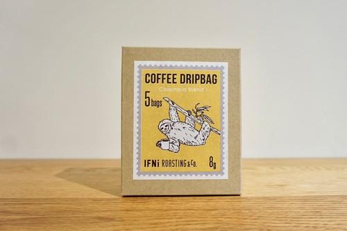 COFFEE DRIP BAG [ コロンビア BLEND ]