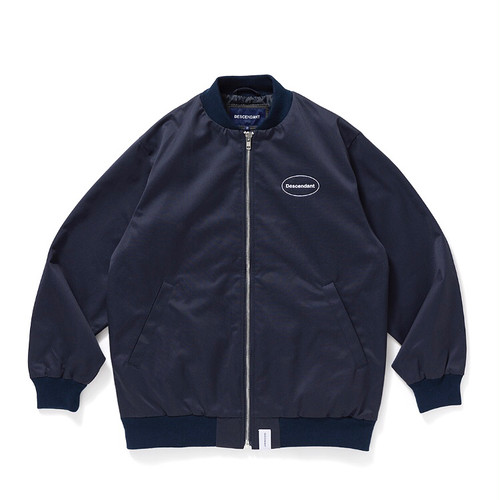 DESCENDANT CREEPER TWILL JACKET / 182BRDS-JKM01S
