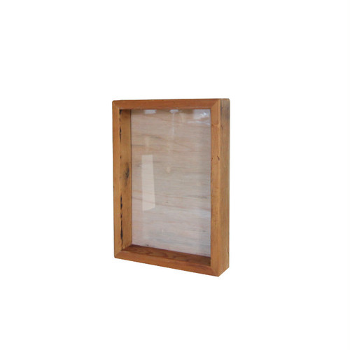 <In Stock>在庫あり Reclaimed Frame - Tray- size A4