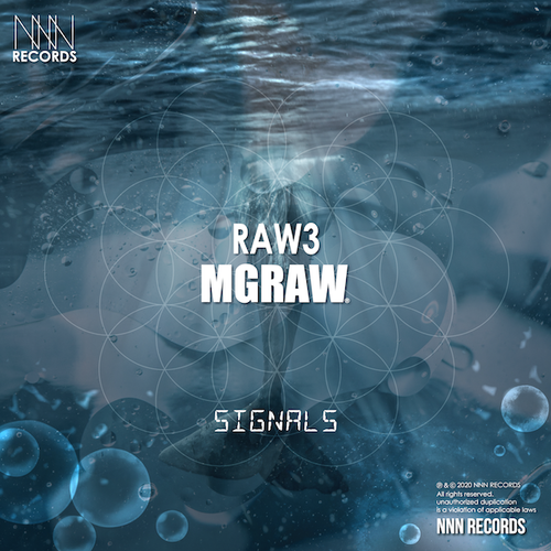 音楽CD : MGRAW「RAW3 -SIGNALS」