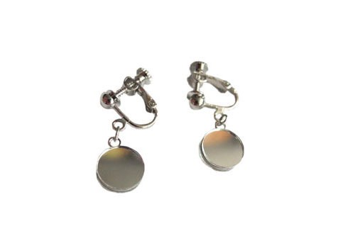 """Uncertain Surface"" Earrings(イヤリング)M"