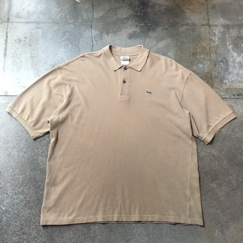 00s LACOSTE Polo Shirt / France