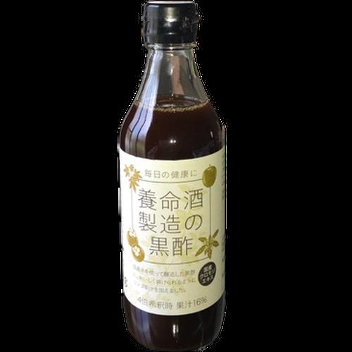 養命酒製造の黒酢 360ml    【調剤薬局専用商品】