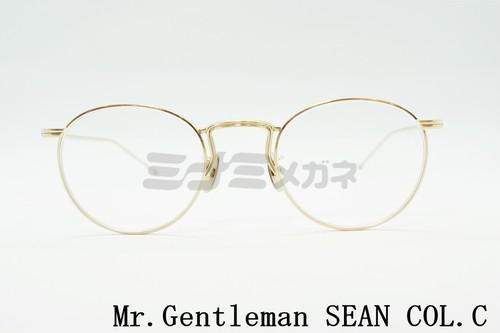 【正規取扱店】Mr.Gentleman(ミスタージェントルマン) SEAN COL.C