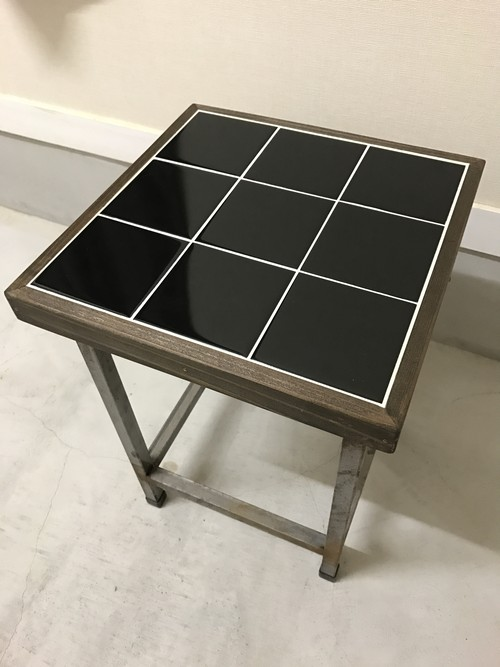 Tile side table 受注製作