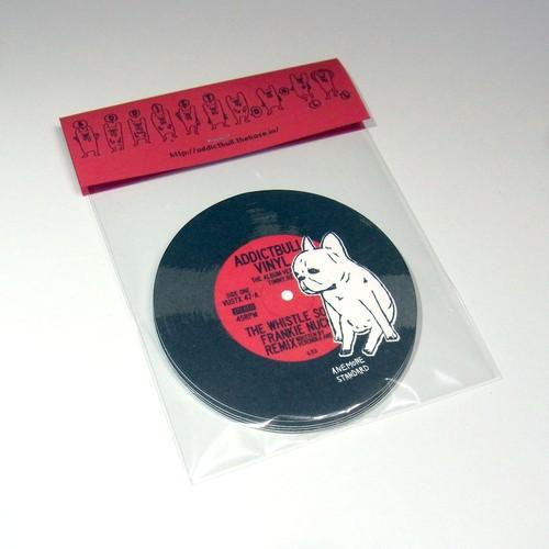コースター・レコード(6枚入り)