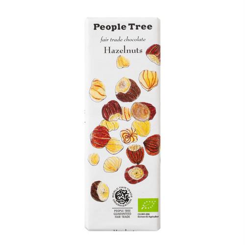 People Tree フェアトレードチョコ オーガニック ヘーゼルナッツ ピープルツリー