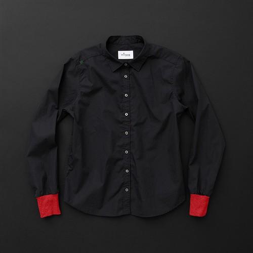 レディス standard 黒×赤