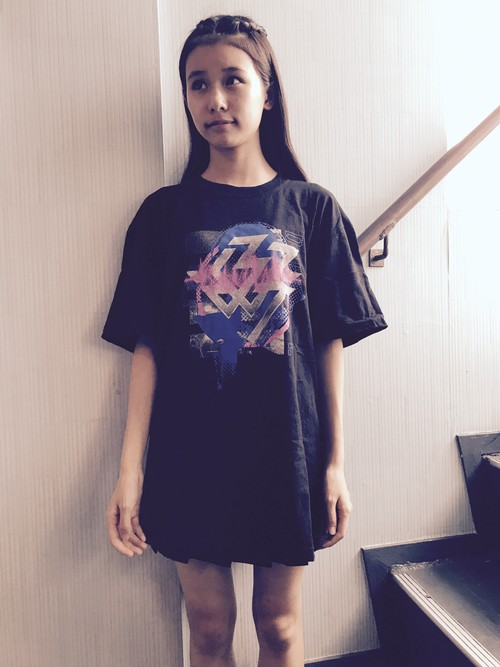 竹越くるみ from Devil ANTHEM./Tシャツ(M・L・XL)