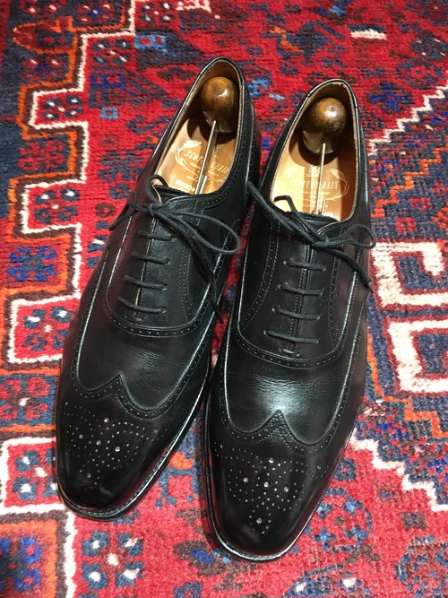 .SCOTCH GRAIN WING TIP LEATHER SHOES MADE IN JAPAN/スコッチグレインレザーウィングチップシューズ 2000000031378