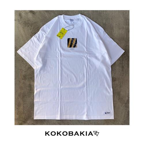 半袖Tシャツ 壁紙イラスト ホワイト メンズ レディース かわいい イラスト ロゴ デザイン #ロックファッション #ストリートファッション