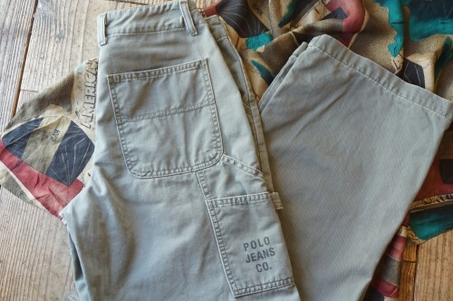 early 00's POLO JEANS CO. by R.L. carpenter style Pants