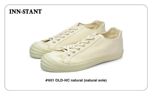 #601 OLD-HC natural (natural sole) INN-STANT インスタント