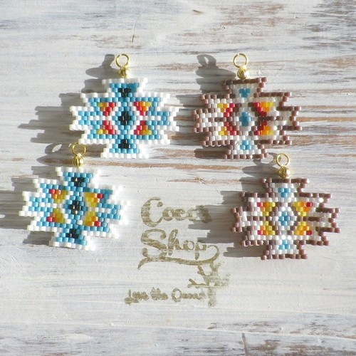 Ortega Pierce/Earrings