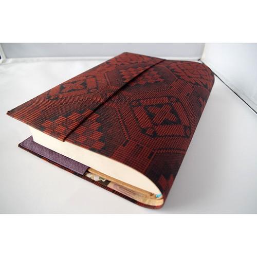 絹の単行本(標準)セパレート式ブックカバー ht001