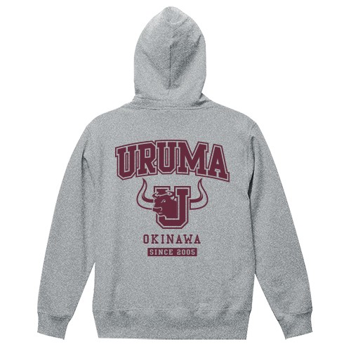 URUMA CITY PULL OVER PARKA